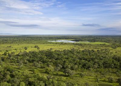 Propiedad El Diablo, campo huacaraje