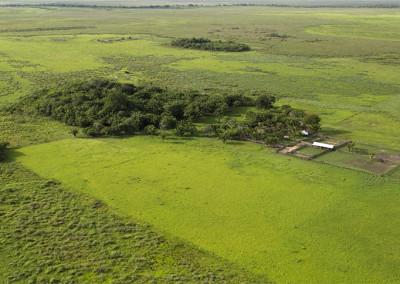 Propiedad Porvenir , campo huacaraje