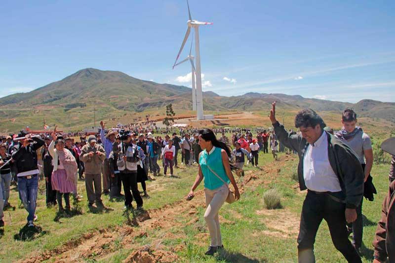 Avanzan acuerdos para integración energética entre Bolivia y Paraguay