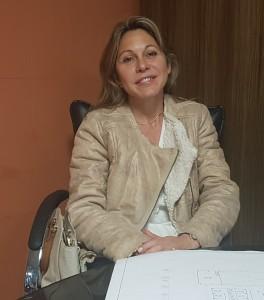 Entrevista de Diario El Pueblo a Magdalena Invernizzi por Patio Viana