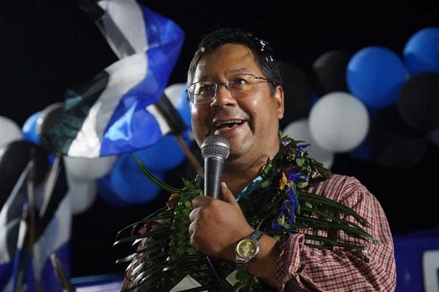 Luis Arce anticipa un gabinete joven y austero para su gobierno