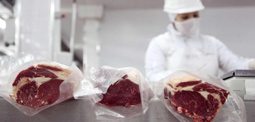 Se triplica la exportación de carne, en un contexto adverso